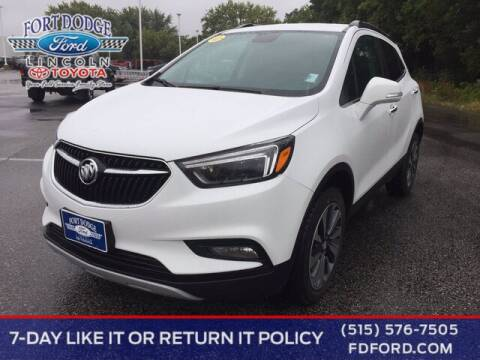 2020 Buick Encore for sale at Fort Dodge Ford Lincoln Toyota in Fort Dodge IA