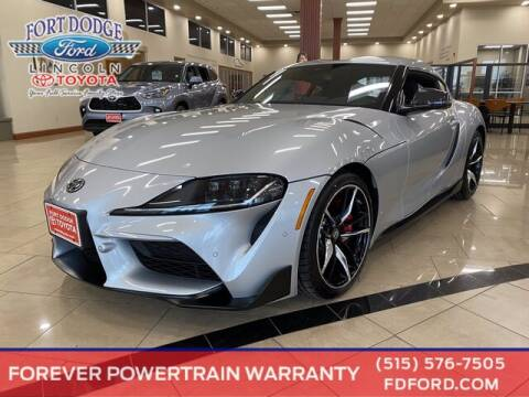 2021 Toyota GR Supra for sale at Fort Dodge Ford Lincoln Toyota in Fort Dodge IA