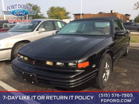 1995 Oldsmobile Cutlass Supreme for sale at Fort Dodge Ford Lincoln Toyota in Fort Dodge IA