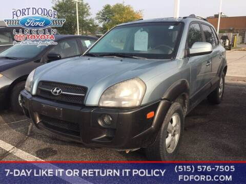 2005 Hyundai Tucson for sale at Fort Dodge Ford Lincoln Toyota in Fort Dodge IA