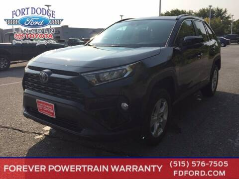 2020 Toyota RAV4 for sale at Fort Dodge Ford Lincoln Toyota in Fort Dodge IA