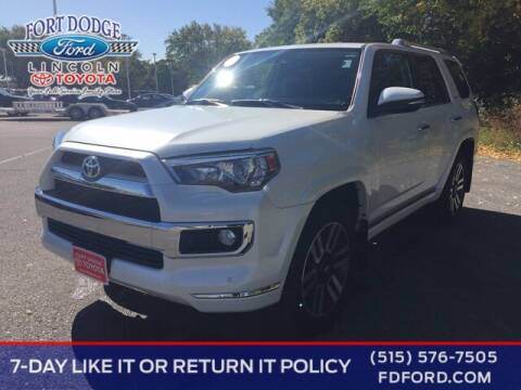 2018 Toyota 4Runner for sale at Fort Dodge Ford Lincoln Toyota in Fort Dodge IA