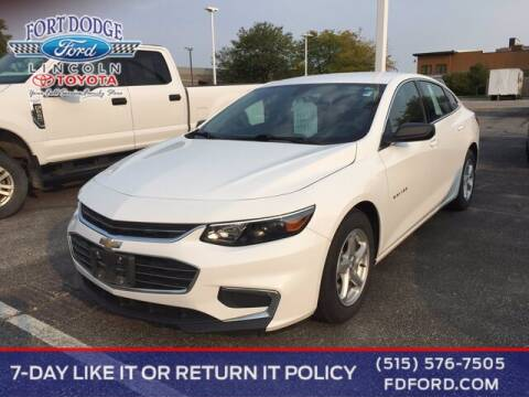 2017 Chevrolet Malibu for sale at Fort Dodge Ford Lincoln Toyota in Fort Dodge IA