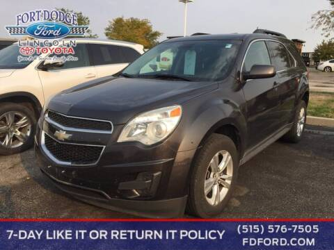 2013 Chevrolet Equinox for sale at Fort Dodge Ford Lincoln Toyota in Fort Dodge IA