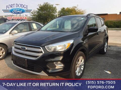 2018 Ford Escape for sale at Fort Dodge Ford Lincoln Toyota in Fort Dodge IA