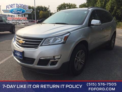 2017 Chevrolet Traverse for sale at Fort Dodge Ford Lincoln Toyota in Fort Dodge IA