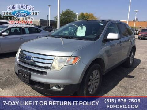 2007 Ford Edge for sale at Fort Dodge Ford Lincoln Toyota in Fort Dodge IA