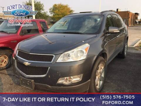 2011 Chevrolet Traverse for sale at Fort Dodge Ford Lincoln Toyota in Fort Dodge IA