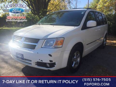 2010 Dodge Grand Caravan for sale at Fort Dodge Ford Lincoln Toyota in Fort Dodge IA