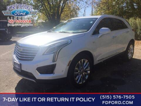 2017 Cadillac XT5 for sale at Fort Dodge Ford Lincoln Toyota in Fort Dodge IA