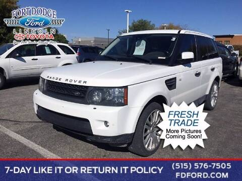 2011 Land Rover Range Rover Sport for sale at Fort Dodge Ford Lincoln Toyota in Fort Dodge IA