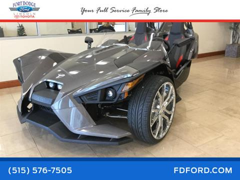 2016 Polaris Slingshot for sale in Fort Dodge, IA