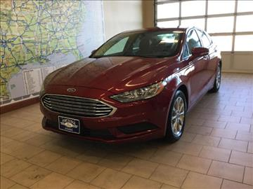 2017 Ford Fusion for sale in Fort Dodge, IA