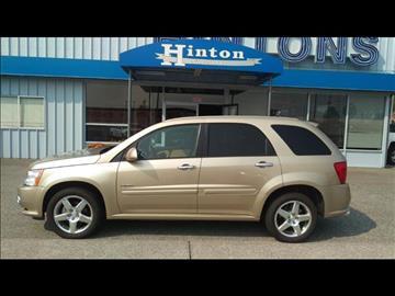 2008 Pontiac Torrent for sale in Lynden, WA