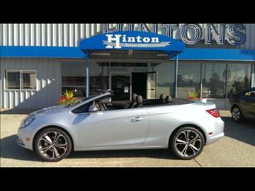 2016 Buick Cascada for sale in Lynden, WA