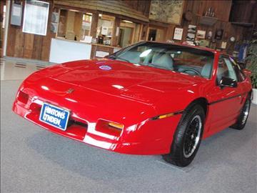 1988 Pontiac Fiero for sale in Lynden, WA