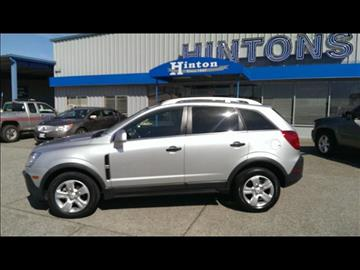 2014 Chevrolet Captiva Sport for sale in Lynden, WA