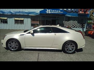 2011 Cadillac CTS for sale in Lynden, WA