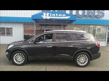 2009 Buick Enclave for sale in Lynden, WA