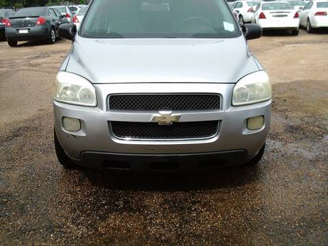 2005 Chevrolet Uplander for sale in Richland, MS