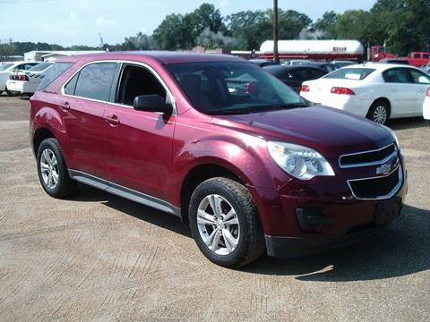 2010 Chevrolet Equinox for sale in Richland, MS