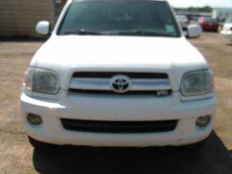 2005 Toyota Sequoia for sale in Richland, MS