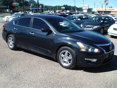 2013 Nissan Altima for sale in Richland, MS