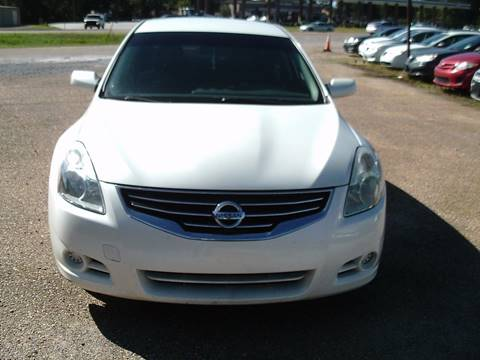 2012 Nissan Altima for sale in Richland, MS