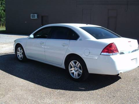 2008 Chevrolet Impala for sale in Richland, MS