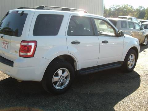 2012 Ford Escape for sale in Richland, MS
