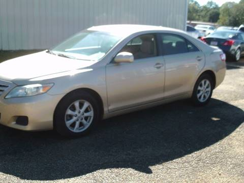 2011 Toyota Camry for sale in Richland, MS