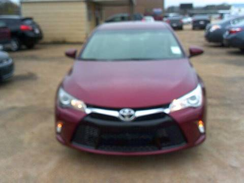2016 Toyota Camry for sale in Richland, MS
