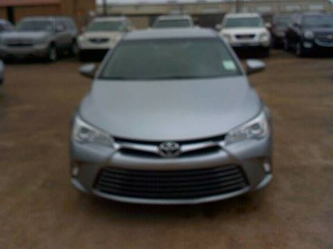 2017 Toyota Camry for sale in Richland, MS