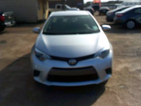 2016 Toyota Corolla for sale in Richland, MS