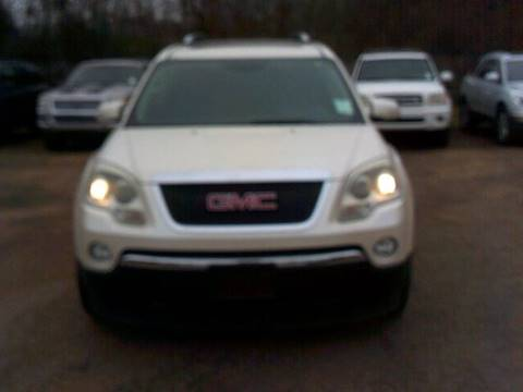 2008 GMC Acadia for sale in Richland, MS