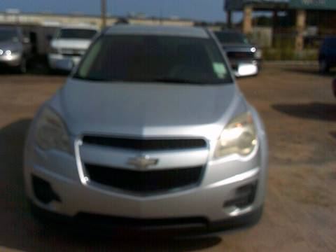 2011 Chevrolet Equinox for sale in Richland, MS