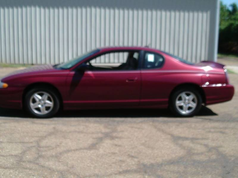 2005 Chevrolet Monte Carlo LT 2dr Coupe   Richland MS