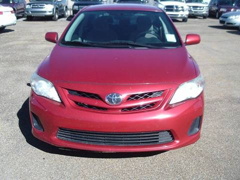 2011 Toyota Corolla for sale in Richland, MS