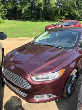 2013 Ford Fusion for sale in Arlington, TN