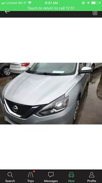 2016 Nissan Sentra for sale in Arlington, TN