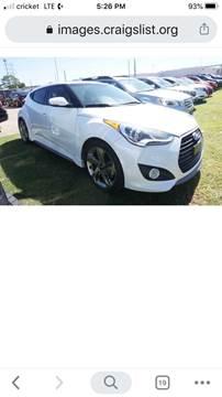 2017 Hyundai Veloster for sale in Arlington, TN