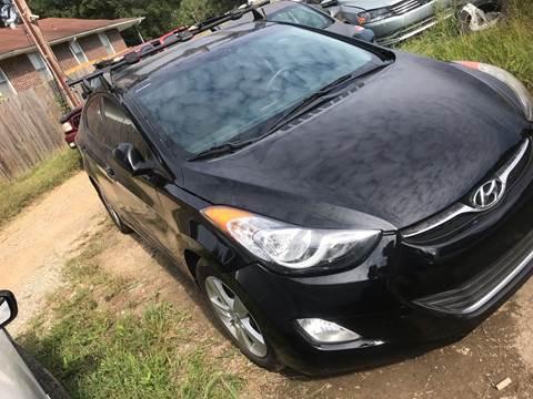 2014 Hyundai Elantra SE for sale at EADS AUTO SALES in Arlington TN