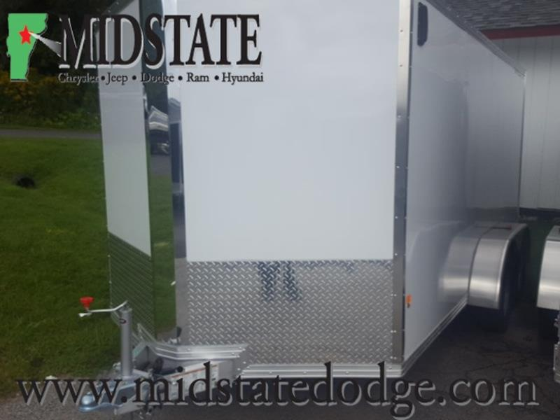 2017 STEALTH 7X14 ENCLOSED  - Barre VT
