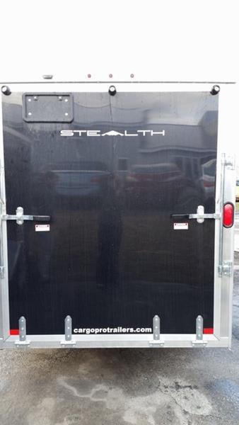 2016 STEALTH 6X12 ENCLOSED  - Barre VT