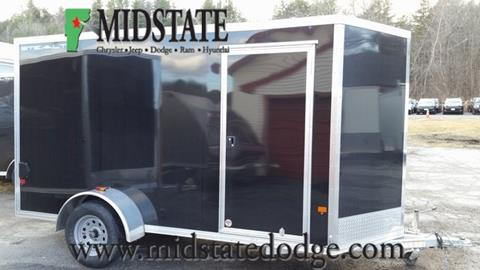 2016 STEALTH 6X12 ENCLOSED
