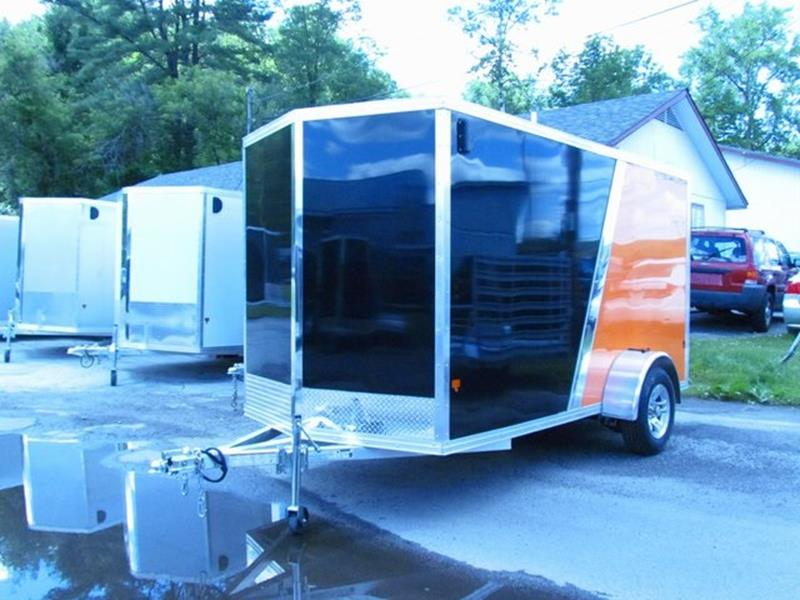 2016 STEALTH 6X12 ENCLOSED  - Barre VT