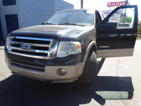 2007 Ford Expedition EL for sale in Tucson, AZ