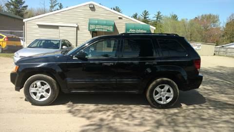 2006 Jeep Grand Cherokee for sale in Farwell, MI