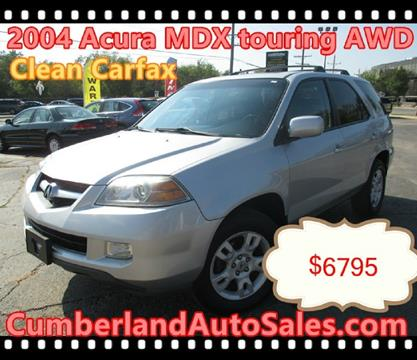 2004 Acura MDX for sale in Des Plaines IL