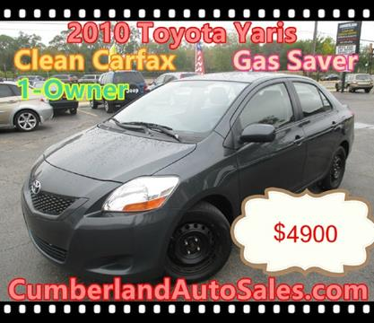 2010 Toyota Yaris for sale in Des Plaines, IL